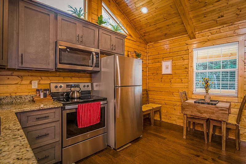 Red River Gorge cabin for rent