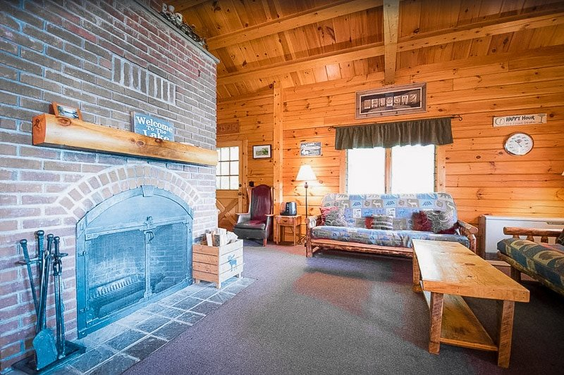 One of the top NH cottages imaginable.