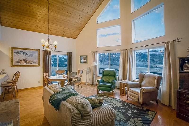 A gorgeous cottage for rent in Montana for families
