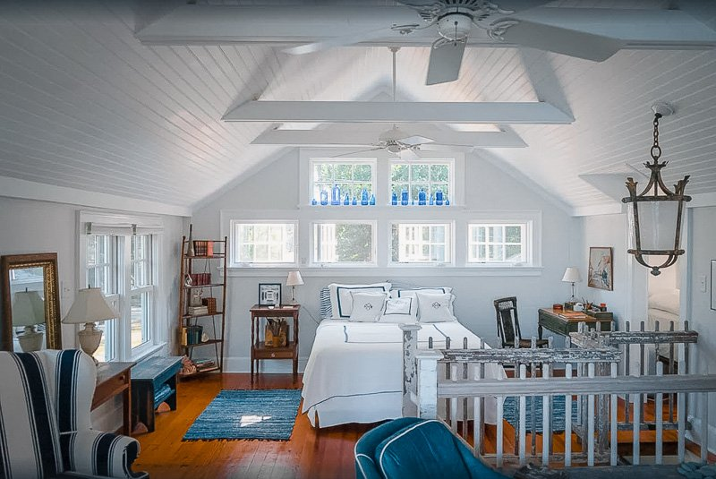 Cottages and cabins on the water are no match for this CT vacation rental.