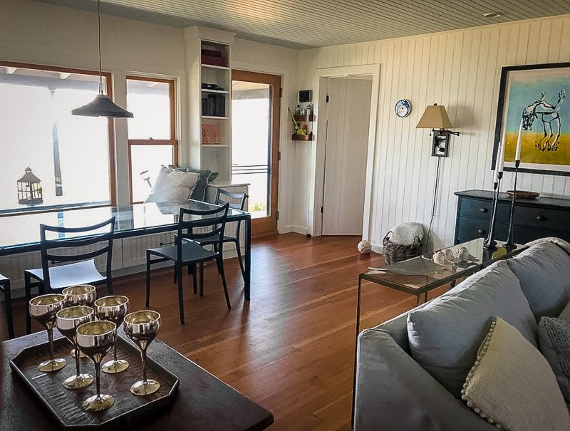 Rent a cottage in Waterford, Connecticut and you'll be in for a treat