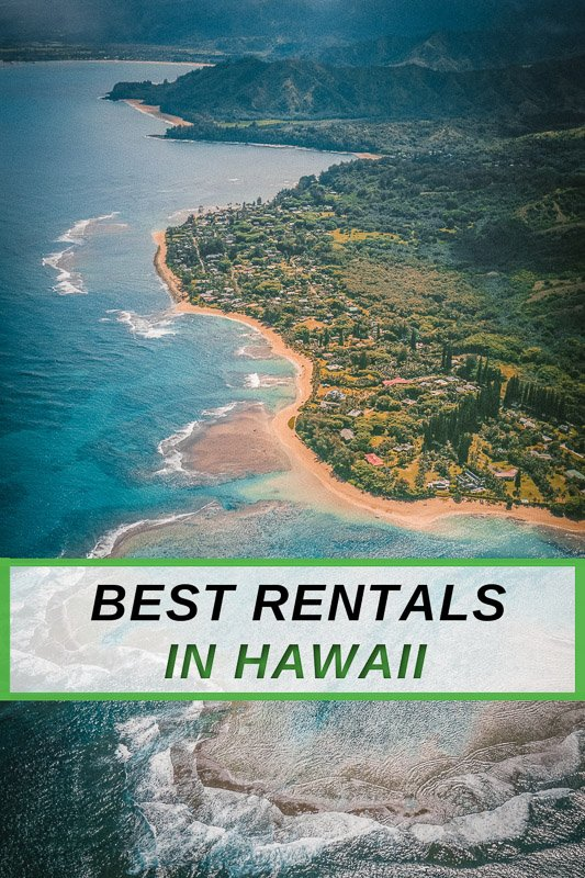 Coolest beach house rentals in Hawaii for all types of travelers