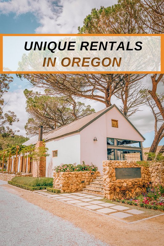 Coolest house rentals in Oregon for all types of travelers