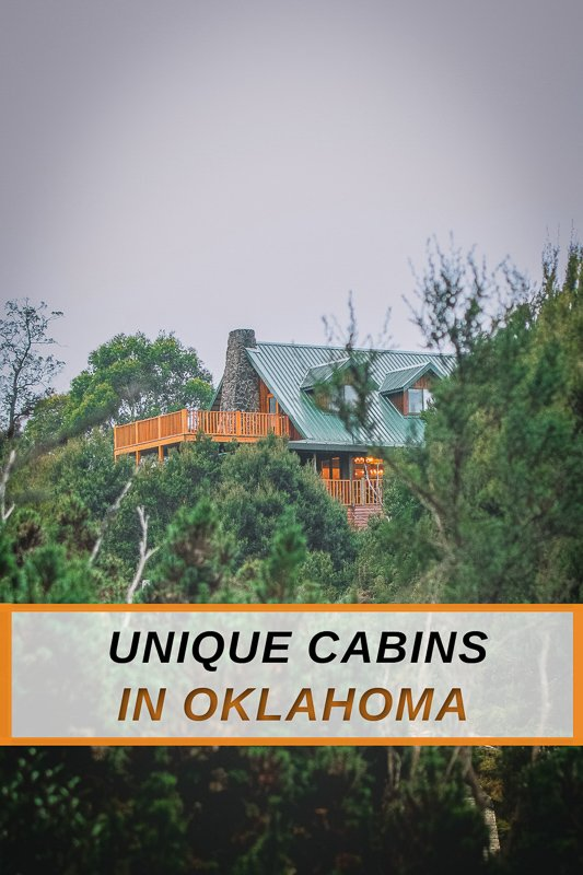 Top Oklahoma cabins to rent across the state, including Broken Bow and OKC