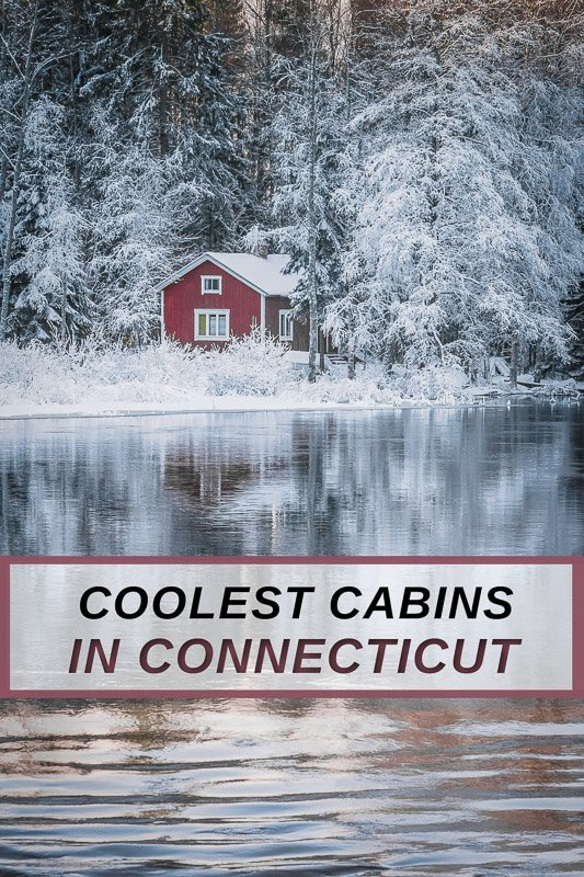 Unique cottages for rent in Connecticut, a top destination in New England