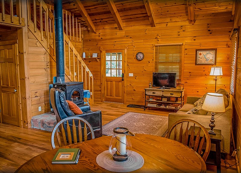 A Southern Ohio cabin like no other