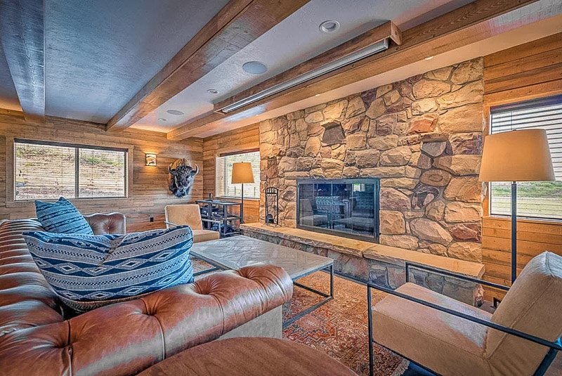 Elegant cabin for rent in Northern Utah