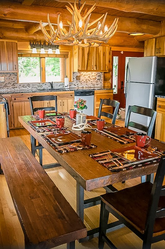A luxury vacation rental in Indiana for families