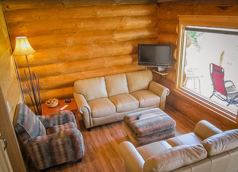 One of the most unique Southern Indiana cabins for rent