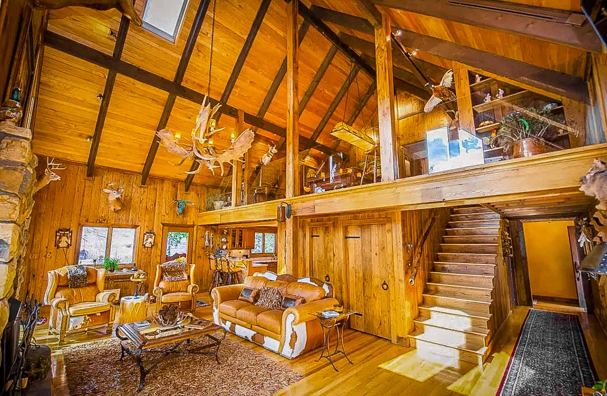 20 Cabins for Rent in Indiana Cozy Cottages + Log Cabin Rentals in IN
