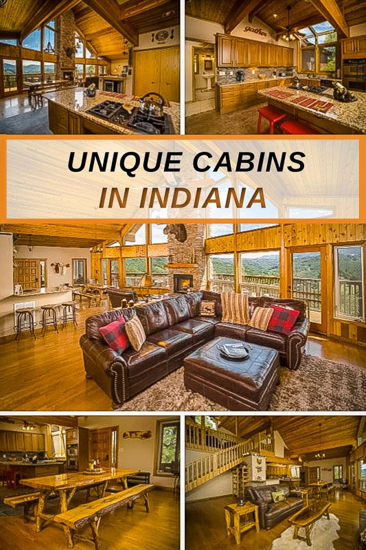 Top cabins for rent in Indiana for all types of travelers