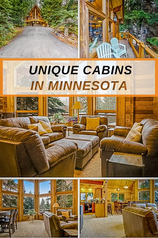 Coolest MN cabin rentals for nature lovers and adventure seekers