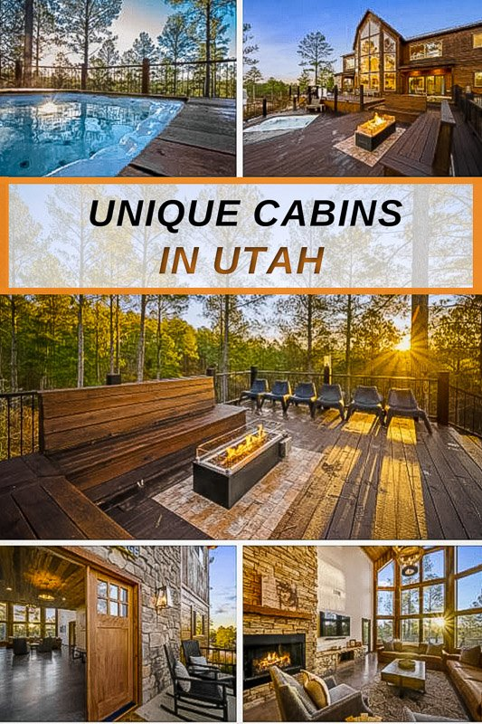 Top Utah cabins for rent for all types of travelers in the southwest