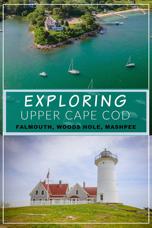 Exploring the best of Upper Cape Cod during the summer
