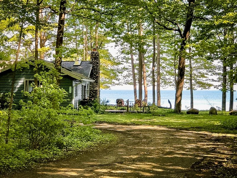 A beautiful cottage lake rental in New York
