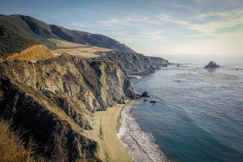 California's coastal scenery is second to none