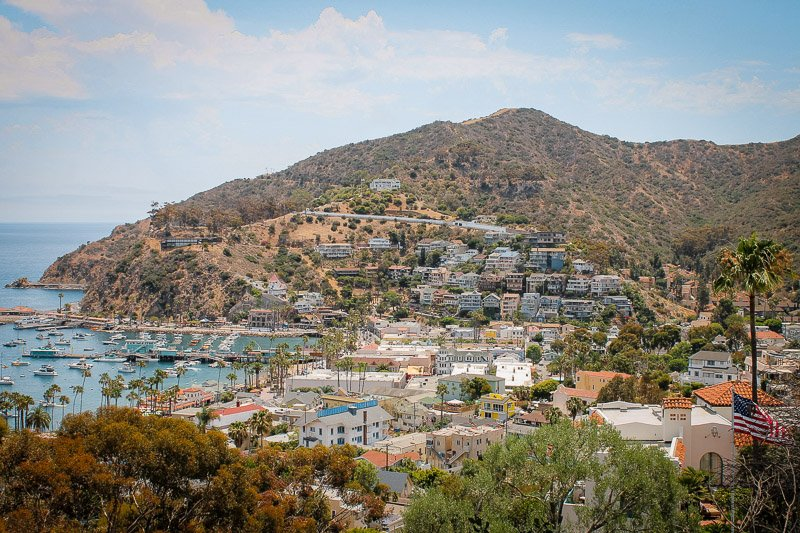 Catalina Island is a must-see on a Southern California travel itinerary, especially for nature lovers.