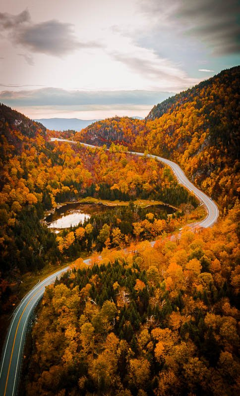With the Mad River Valley being covered in fall colors, it's no wonder this is among the best places to visit in New England in the fall.
