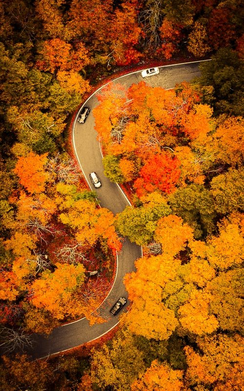 Stowe is one of the best New England towns to visit in the fall, hands down.