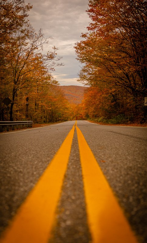 Looking for what to do in New England in October? Don't miss the Mad River Valley!
