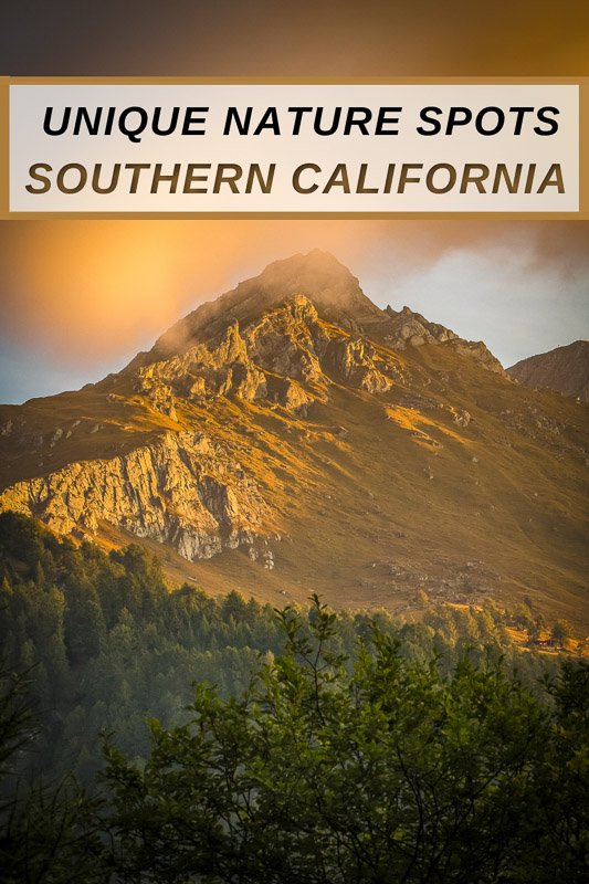 Best Southern California nature spots for all types of travelers
